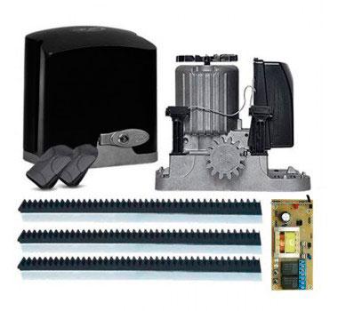 Motor para portão deslizante industrial