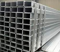 Tubo retangular galvanizado